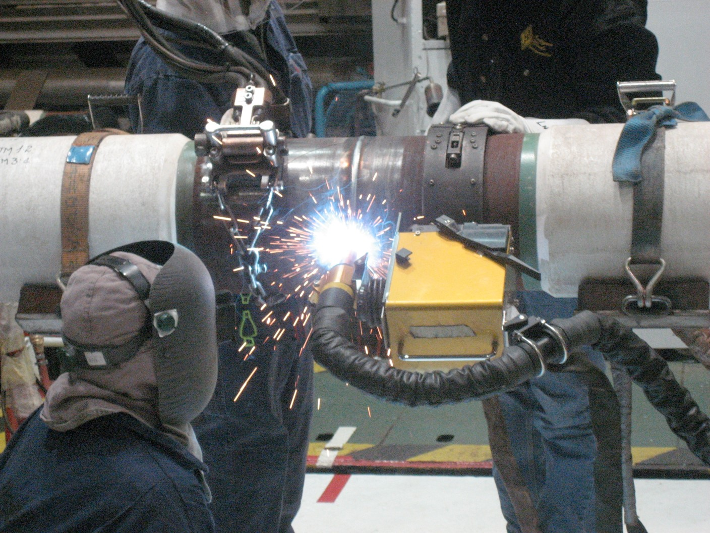 Pipeline Welding - Inspection